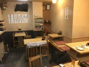 【田端】駅徒歩10分蕎麦屋居抜き店舗